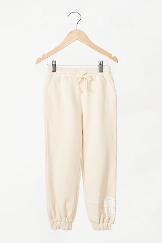 THE SWEAT PANT in colour MOONLIGHT