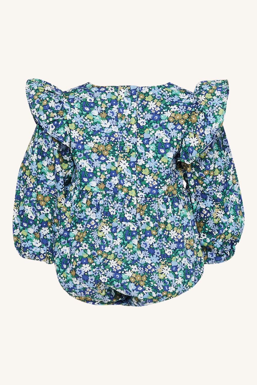 BABY GIRL ASHA FLORAL GROW  in colour STAR WHITE