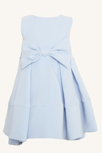 GRACE STARLET DRESS BABY in colour BALLAD BLUE