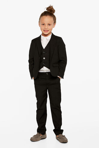 OSCAR SUIT JACKET in colour JET BLACK