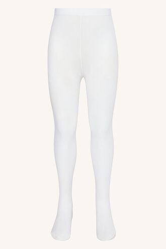 OPAQUE TIGHTS in colour CLOUD DANCER