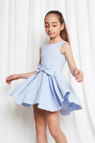 GRACE STARLET DRESS in colour BALLAD BLUE