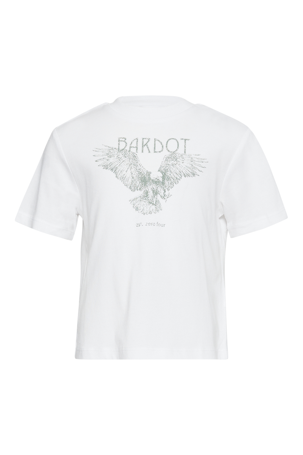 GIRLS EAGLE TEE in colour BRIGHT WHITE