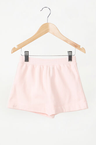 TRACK SHORT in colour PETAL PINK