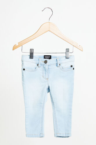 SOPHIE KNIT DENIM JEAN in colour CITADEL