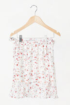 TWEEN GIRL DITSY WRAP SKIRT  in colour BRIGHT WHITE