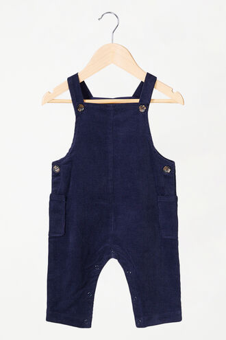 LARISSA OVERALLS in colour BLACK IRIS