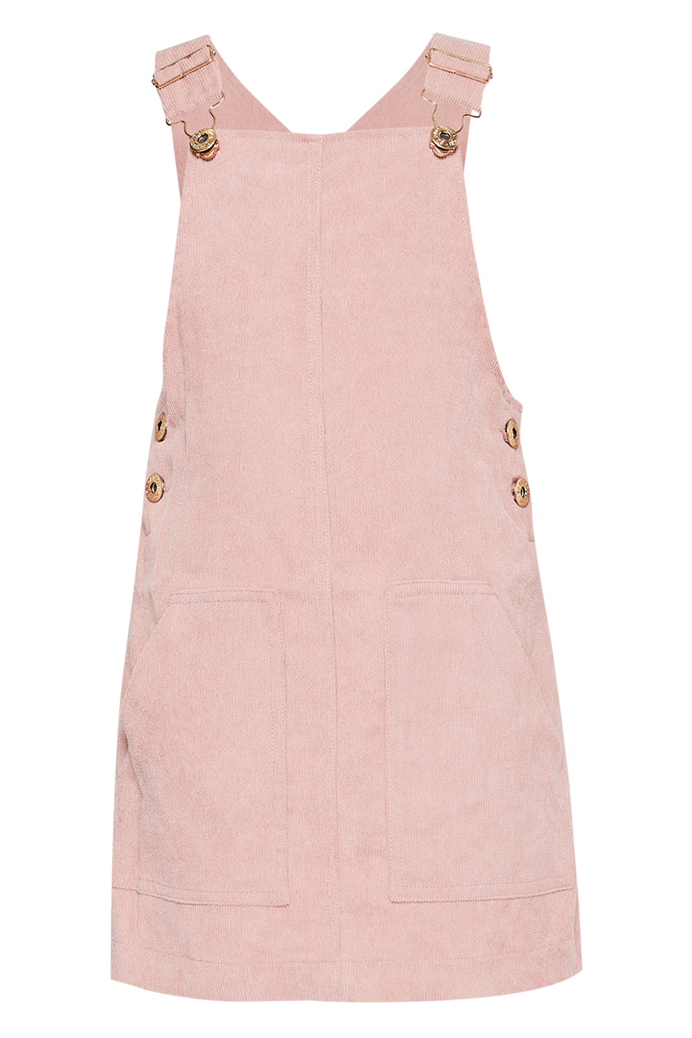 GIRLS ELSA CORD PINNY in colour SILVER PEONY