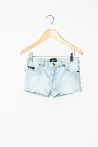 MINI KNIT DENIM SH in colour CITADEL